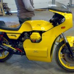 Special su base Guzzi 850 Le Mans 2